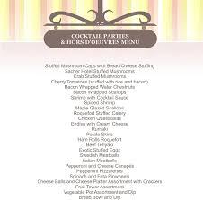 mel u0027s cuisine the cornucopia catering