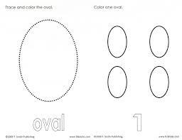best photos of oval shape worksheet printable oval shape