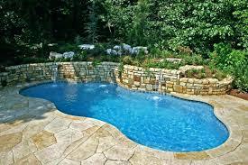 swimming pool landscaping designs custom swimming pool amp spa