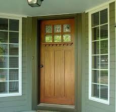 Solid Wood Exterior Doors Solid Wood Exterior Door Slab Design Interior Home Decor