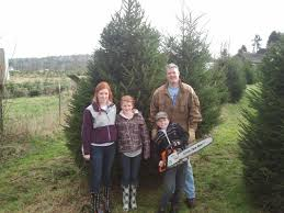 happy customers snow valley christmas tree farm