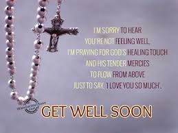 get well soon wishes for christians pictures images
