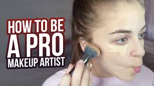 how to become a pro makeup artist how to be a pro makeup artist baby ariel