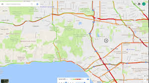 Maps Traffic How To Use Google Maps For Los Angeles La Traffic Live And