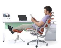 reclining office chairs with footrest u2013 adammayfield co
