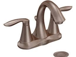 Moen Bathroom Shower Faucets by Bathroom Faucets Moen Eva Faucet Oil Rubbed Bronze Bathroom Moen