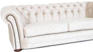 Crushed Velvet Chesterfield Sofa Sofas Decoration - Fabric chesterfield sofas