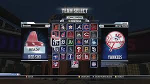 rbi baseball 14 red sox vs yankees gameplay xbox 360 youtube