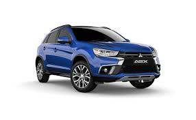 mitsubishi blue mitsubishi asx u2013 compact small suv u2013 built for owning the city