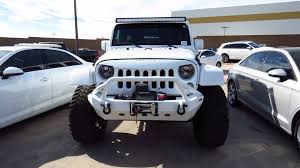 jeep wrangler 2015 price 2015 used jeep wrangler unlimited 4wd 4dr rubicon at tempe honda