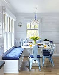 Dining Room Bench Seat How A Kitchen Table With Bench Seating Can Totally Complete Your