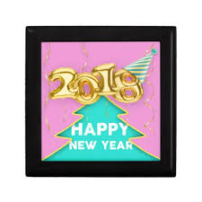 new years party box 2018 happy new year gift box new years happy new year