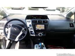 toyota prius leases toyota prius v five hybrid lease