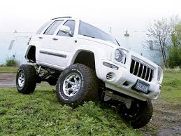 jeep liberty lifted 2004 jeep liberty rock krawler suspension install four wheeler