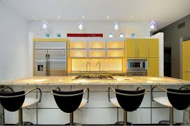 2017 sales 2pac kitchen cabinets yellow colour modern high