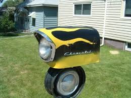 themed mailbox chevrolet mailbox wray colorado themed mailboxes on