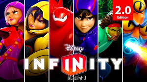 big hero 6 disney infinity 2 0 reveal new play set u0027s 4k hd