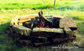 Backyard Campfire 30 Spectacular Backyard Diy Fire Pit Seating Ideas