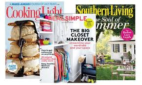 cooking light subscription status 1 year magazine subscriptions groupon goods