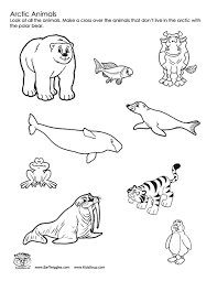 land animals worksheets for kindergarten habitats worksheets