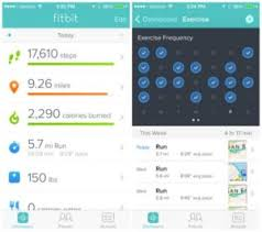 fitbit app android top 5 best fitness apps