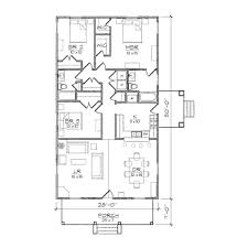 narrow lot cottage house plan amazing hadley iii fp 0 plans for
