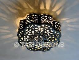 moroccan ceiling light fixtures tazi designs moroccan ceiling l 12 187 55 70 shipping for