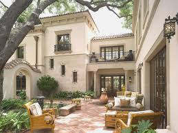 Spanish Style Houses Exterior Paint Colors For Spanish Style Homes Small Home