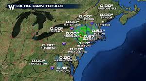 Weather Map New York by Big Rain Big Help In New York City Weathernation