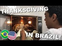 thanksgiving in brazil