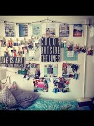 dorm decorating ideas room walls and inspiration wall