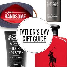 good fathers day gifts father u0027s day grooming gift ideas 2015 glamour