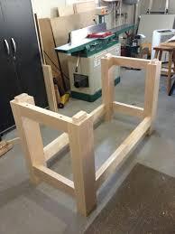 my benchcrafted split top roubo build 2 split top roubo base