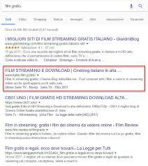film gratis da vedere in italiano posizionamento su google come apparire in prima pagina video