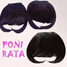 hair clip poni yuni ronicashop hair clip poni rata