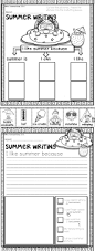 download free printables at preview summer writing i like summer