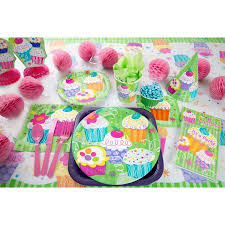 party goods cupcake party supplies walmart