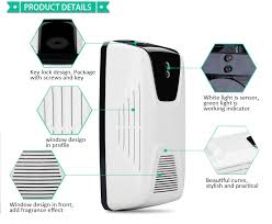 Air Freshener For Bathroom by Factory Digital Toilet Battery Or Electric Air Freshener Dispenser