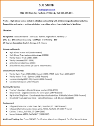 resume templates high school cross babysitting resume template best of 10 resume template