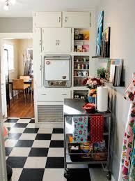 black and white checker floor kitchen ideas u0026 photos houzz
