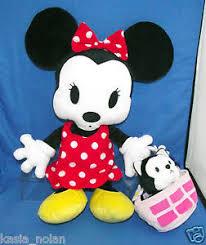walt disney minnie mouse figaro cat 18