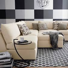 Pit Sectional Sofa Beckham Upholstered Pit Sectional Living Room Bassett Furniture