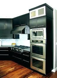 hauteur colonne cuisine meuble encastrable four meuble cuisine four encastrable meuble pour