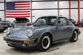 84 porsche 911 for sale slate blue 1984 porsche 911 for sale mcg marketplace