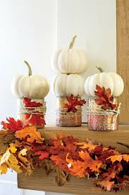 Decorating With Fall Leaves - fabulous fall decorating ideas rustic mantel mantels and