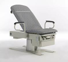 clinton industries medical tables power exam table intensa 460 series w storage medical and power exam