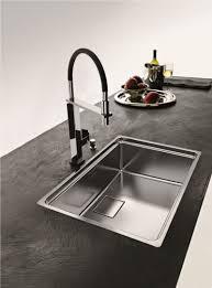 black kitchen faucets luxury square style matte black kitchen