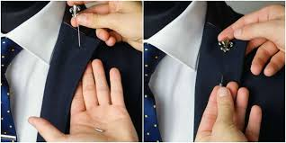 what do you wear to a job interview how to wear a lapel pin the idle man