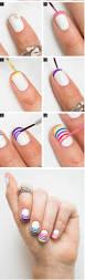 rainbow nail art ideas for the summer u2013 techniques and tutorials