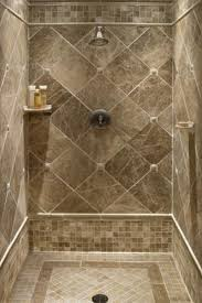 master bathroom shower tile ideas small tiles floor and large cut shape tiles for shower